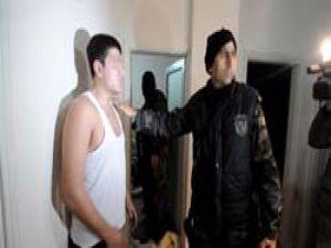 Mersinde 500 polisli uyuşturucu operasyonu: 40 gözaltı