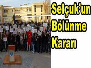 SÜ öğrencileri, kararı protesto etti