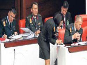 Mecliste ordu PKK tartışması