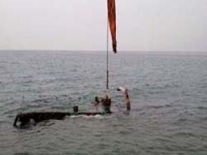 Kızıl Denizde batan Osmanlı gemisi gün yüzüne çıkarıldı