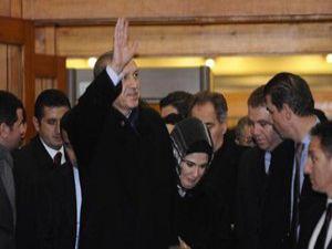 Başbakan 3 hafta sonra Ankarada