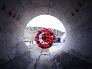 Mavi Tünel Projesinde son durum