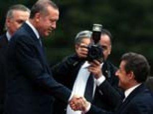 Erdoğan, Sarkozyyi mektupla uyardı