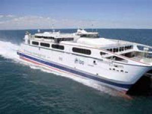 Osmangazi Feribotu ro-ro gemisiyle çarpıştı