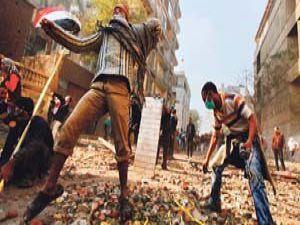 Ordu, Tahrire indi Kahire yine karıştı