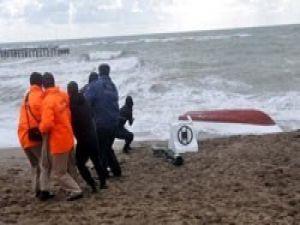 Antalyada tekne alabora oldu: 1 kişi öldü, 1 kişi kayıp