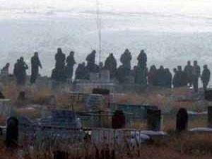 Başbakan talimat verdi, cenazeler gömüldü
