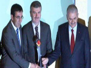 Büyük Ölçekli Belediye Ödülü Konyanın