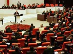 Meclise veda edecek 31 isim