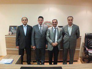 Türkiyenin Moritanya Büyükelçisi Konyada