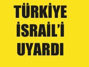 Türkiyeden İsraile kutsal mekan uyarısı