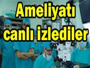 Meram Tıpta cerrahi kursu