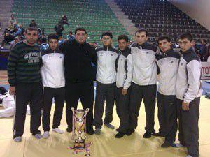 Selçuklu Belediyespor Kulübü Süper Ligde
