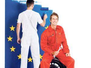 Avrupa göçmenlere:İşçisin, işçi kal
