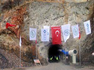 Konya çiftçisinde Mavi Tünel sevinci