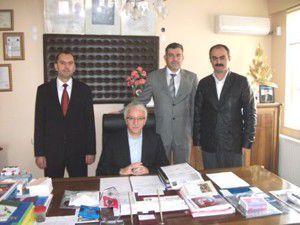 Milletvekili Zorlu, Karapınar Hastanesini ziyaret etti