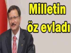Eserleri Türk milletine ışık olacak