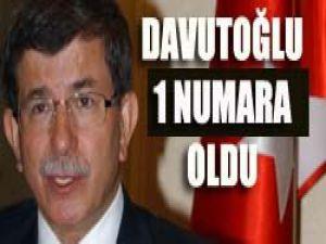 Davutoğlu fark attı
