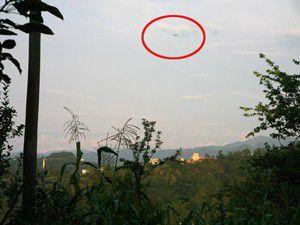 Konyada UFO korkusu