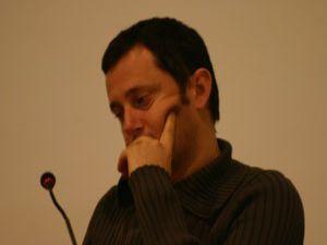 Şefkat Tepe Mevlana Üniversitesinde