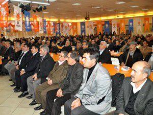 AK Parti Yunak Teşkilatında Ali Ergün dönemi