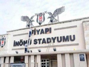 İnönü stadının ismi yeniden değişiyor