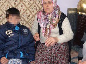 Konyada bir annenin evlat mücadelesi