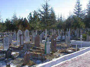 Beyşehirde kimlerin yattığı bilinmeyen bin 126 mezar