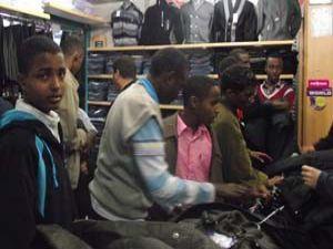 Somalili öğrenciler, yeni yıla umutla giriyor