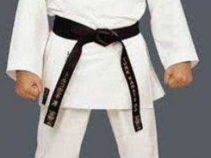 Karatede 1. DAN terfi sınavları yapıldı.