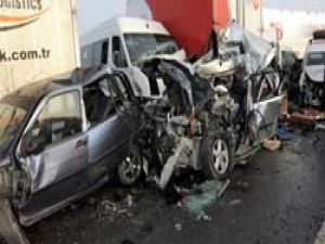 2011de kazalar yine can yaktı