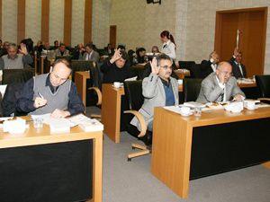 Selçuklu 2012 bütçesini belirledi