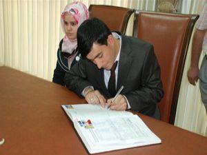 2011de Karatayda 2006 nikah kıyıldı