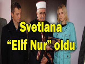 Rus, Konyada Müslüman oldu