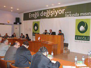 Meclis 2012nin ilk toplantısını gerçekleştirdi