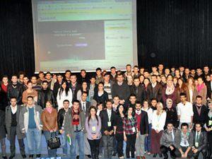 Meramdan öğrencilere Avrupa semineri