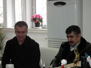 Konya Valisi Doğan Akşehirde