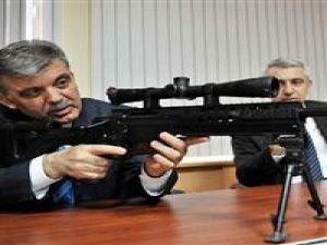 Milli tüfeğimiz üretime geçiyor