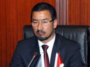 Afganistan Meclis Başkanı YHTye bindi