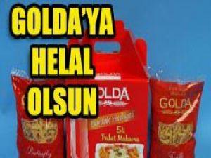 Goldaya helal sertifika