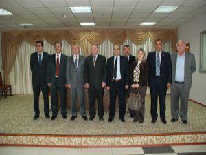 Karatayda 2012 değerlendirme toplantısı