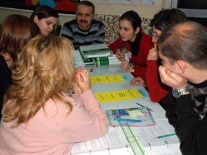 Kuluda öğrenen öğretmen semineri