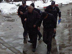 Akşehirde hırsızlık iddiası