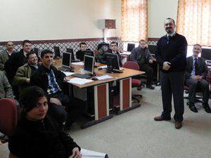 Akörende gıda güvenliği eğitim semineri başladı