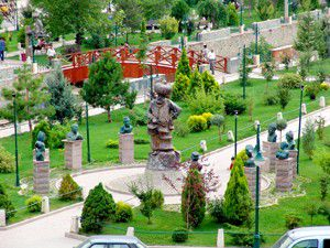 Akşehire turizm vadisi