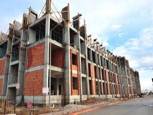 Bölge İstinaf Mahkemesi inşaatı devam ediyor