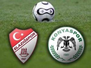 Elazığspor: 1 - Konyaspor: 0