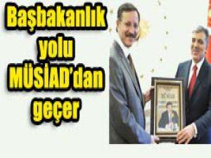 Başbakanlık Konya MÜSİADdan geçer