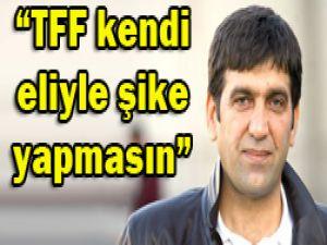Konyaspordan TFFye şike uyarısı