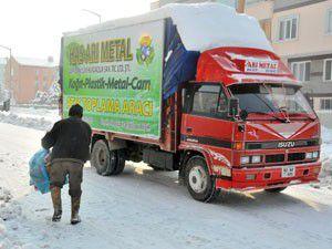 Akşehirde katı atık yönetimi projesi başladı